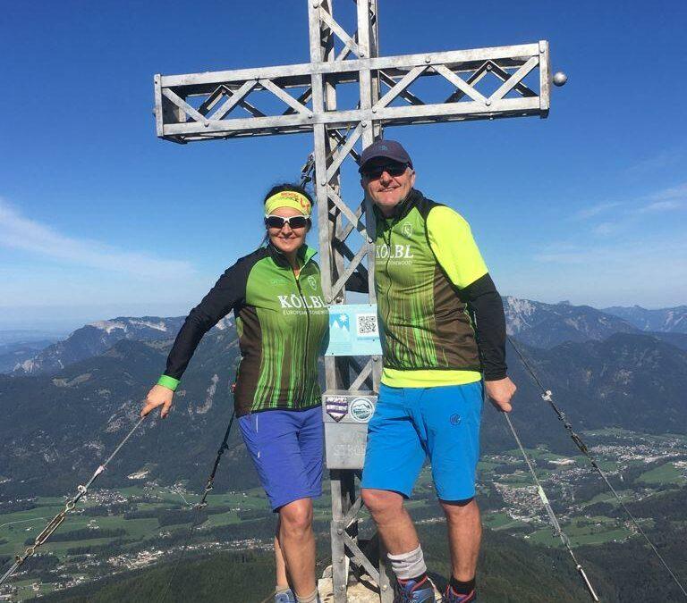 KÖLBL activ – company mountain tour
